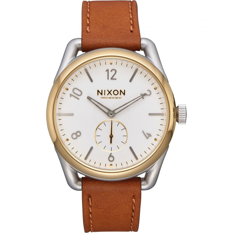 Unisex Nixon The C39 Leather Watch A459-2548