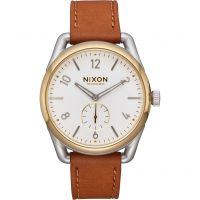 Unisex Nixon The C39 Leather Watch