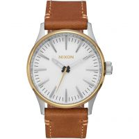Reloj para Hombre Nixon The Sentry 38 Leather A377-2548
