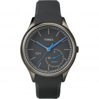 Timex IQ+ Move Activity Tracker Bluetooth Hybrid Smartwatch Herrklocka Svart TW2P94900