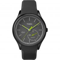 Timex IQ+ Move Activity Tracker Bluetooth Hybrid Smartwatch Herrklocka Svart TW2P95100