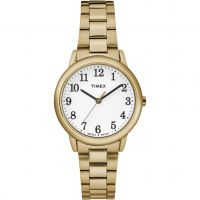 Timex Easy Reader Dameshorloge Goud TW2R23800