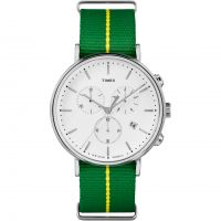Mens Timex Weekender Fairfield Chronograph Watch