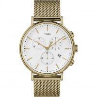 homme Timex Weekender Fairfield Chronograph Watch TW2R27200