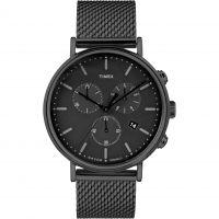 Herren Timex Weekender Fairfield Chronograph Watch TW2R27300