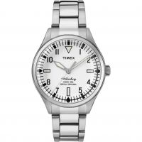 Timex The Waterbury Herrklocka Silver TW2R25400