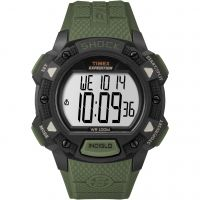 homme Timex Expedition Alarm Chronograph Watch TW4B09300