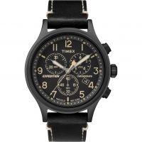 Herren Timex Expedition Chronograph Watch TW4B09100