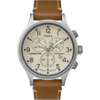 homme Timex Expedition Chronograph Watch TW4B09200