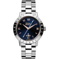 Damen Vivienne Westwood Bloomsbury Blau Uhren