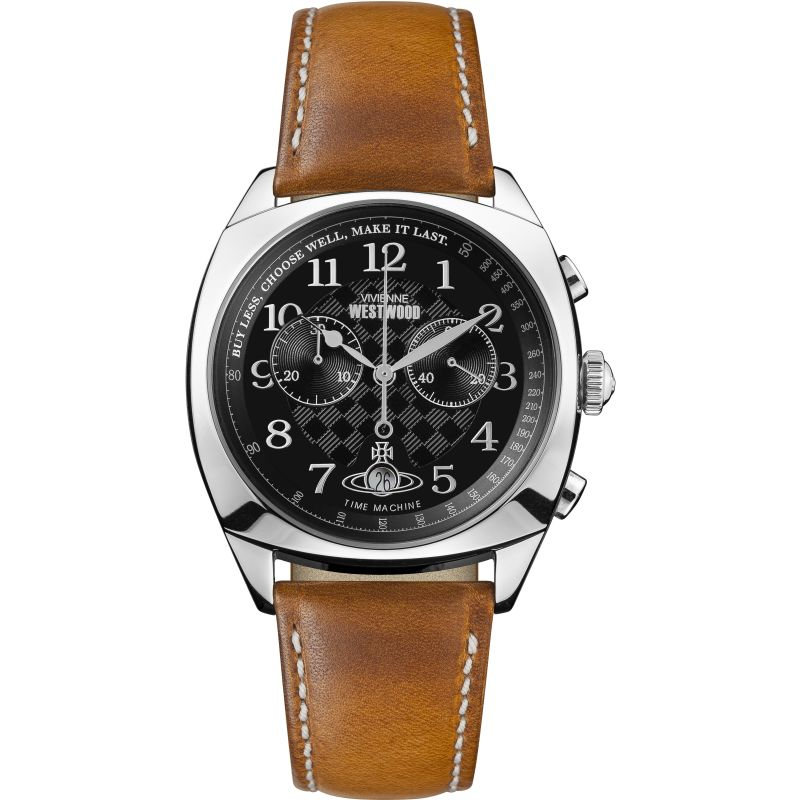 Unisex Vivienne Westwood Hampstead Chronograph Watch
