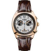 unisexe Vivienne Westwood Hampstead Chronograph Watch VV176WHBR