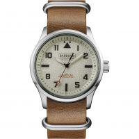 homme Barbour Bywell Watch BB052SLBR