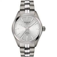 Damen Tissot PR100 Titan Uhr