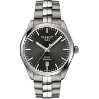 Mens Tissot PR100 Titanium Watch T1014104406100