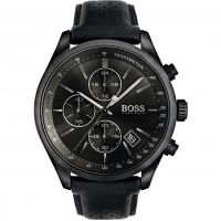 Hugo Boss Grand Prix Herenchronograaf Zwart 1513474