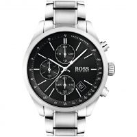 Mens Hugo Boss Grand Prix Chronograph Watch