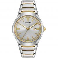 Herren Citizen Eco-Drive Watch AW1554-59H