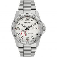 Herren Citizen Power Reserve Eco-Drive Uhren