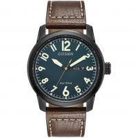 Herren Citizen Eco-Drive Watch BM8478-01L