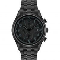 Herren Citizen Chronograph Eco-Drive Watch CA0625-55E