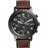 Hommes Fossil Crewmaster Chronographe Montre