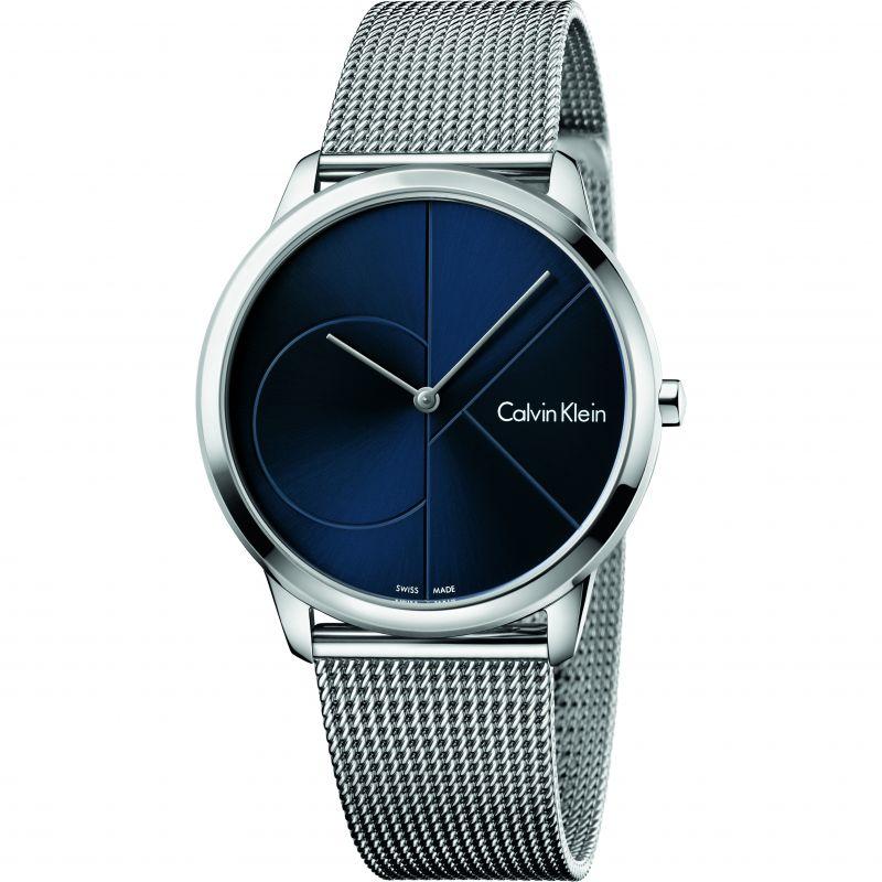Unisex Calvin Klein Minimal 40mm Watch