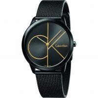unisexe Calvin Klein Minimal 40mm Watch K3M214X1