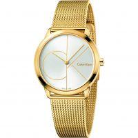 Unisex Calvin Klein Minimal 35mm Uhren