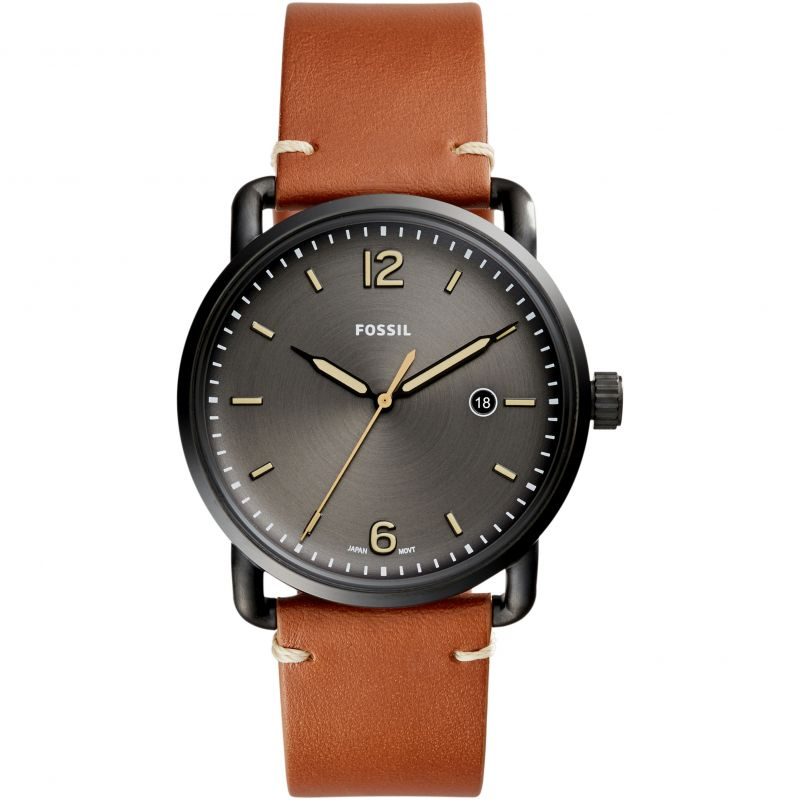 Mens Fossil Commuter Watch