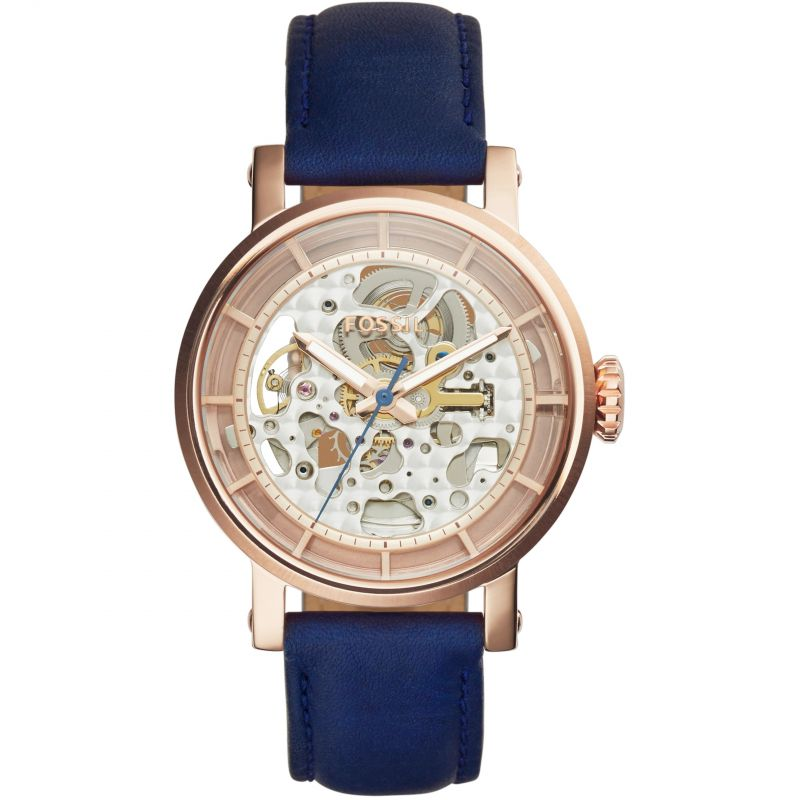 Unisex Fossil Mechanicals Automatic Watch