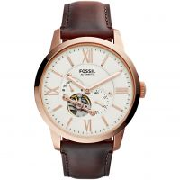 Herren Fossil Mechanicals Watch ME3105