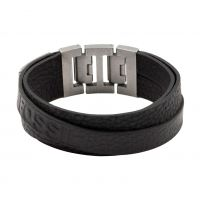 Fossil Jewellery & Leather Bracelet JEWEL