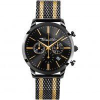 Herren Thomas Sabo Rebel Spirit Chrono Chronograf Uhren