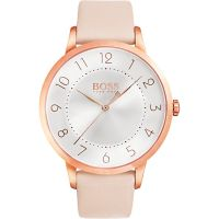 Hugo Boss Eclipse Dameshorloge Creme 1502407