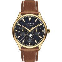 Damen Movado Heritage Series Celestograph Watch 3650010