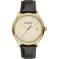 homme Movado Heritage Series Calendoplan Watch 3650003