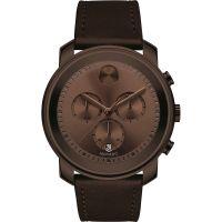 Herren Movado Bold Metals Chronograph Watch 3600420