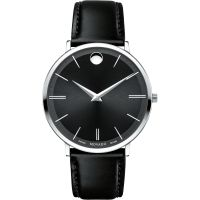Herren Movado Ultra Slim Watch 0607086