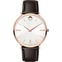 Herren Movado Ultra slim Watch 0607089