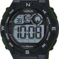 Herren Lorus Alarm Chronograph Watch R2321LX9