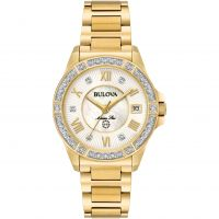 Damen Bulova Marine Star Watch 98R235