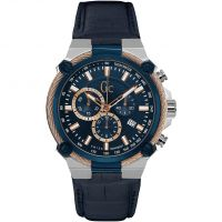 Herren Gc Cable Force Chronograph Watch Y24001G7
