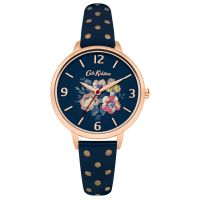 Damen Cath Kidston Wildflower Bunch Watch CKL004URG