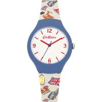Ladies Cath Kidston London Stamps Watch