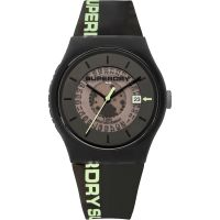 homme Superdry Urban Semi Opaque Watch SYG168B