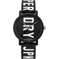 Mens Superdry Campus Fluro Block Watch