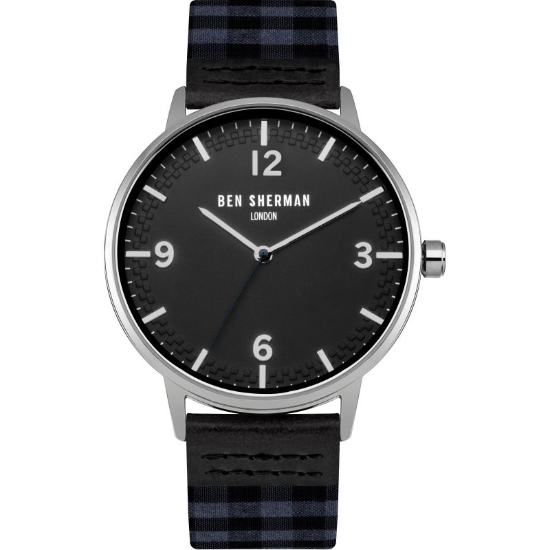 Mens Ben Sherman London Watch Wb062 Ue by Watchshop