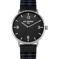 Ben Sherman London Herenhorloge Tweetonig WB062UE