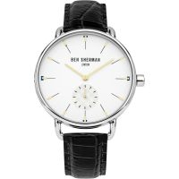 Ben Sherman London Herenhorloge Zwart WB063WB